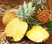 Pineapples & Pedicures