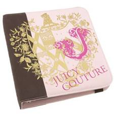My New Juicy Couture Binder