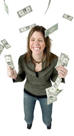 Manifesting money spiritually